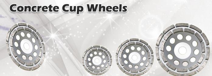 Concrete Cup Wheels