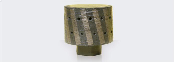 Resin Stuffed Drum Wheel