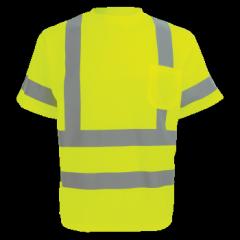 High Visibility Short Sleeve Work Shirt