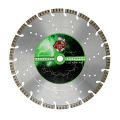 Green Lightning Diamond Blade