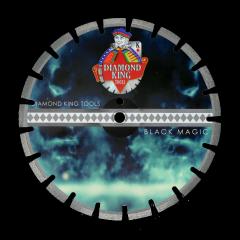 Black Magic - Asphalt Diamond Blade
