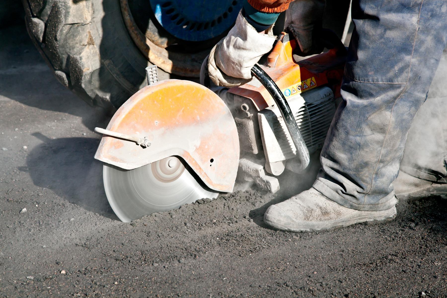 asphalt diamond blades