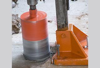 core bits concrete asphalt